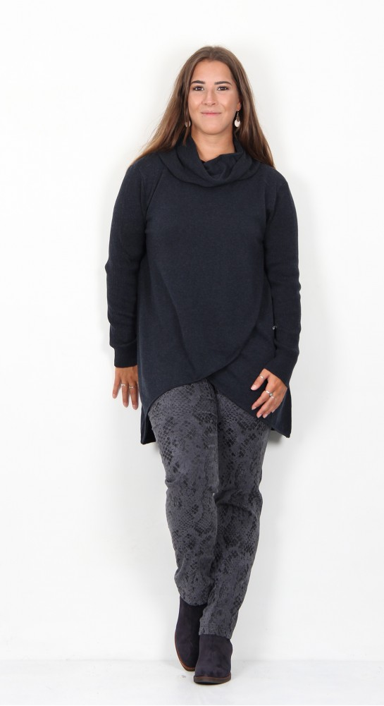 Thought Clothing Unnur Knit Midnight Navy