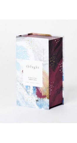 Thought Clothing Christmas Night Sock Box