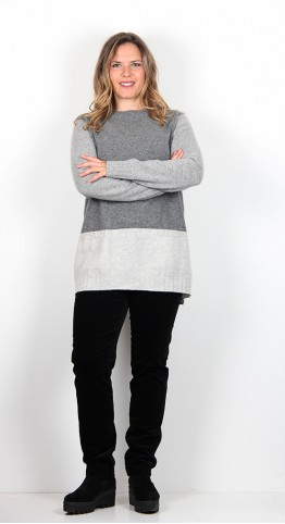 Two Danes Felizia Sweater Cloud