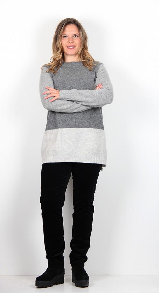 Two Danes Felizia Sweater Cloud