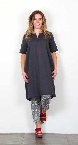 Two Danes Laica Dress Ebony
