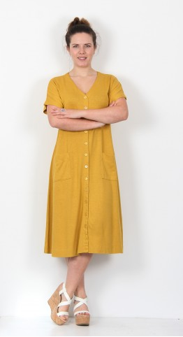 Two Danes Henny Dress Honey
