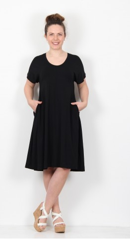Two Danes Bisa Dress Black