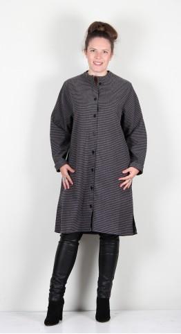 Two Danes Winona Shirt/Dress Black Combo
