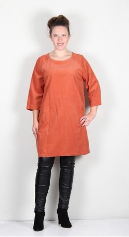 Two Danes Camilla Tunic/Dress Terracotta