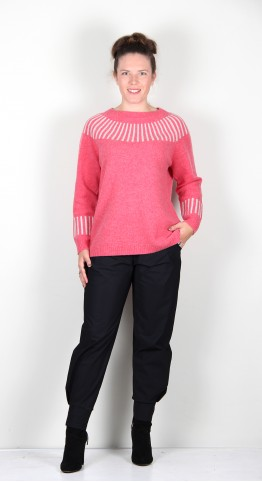 Two Danes Sun Beam Pullover Berry