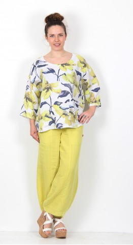 Vetono One Pocket Top Citron Multi