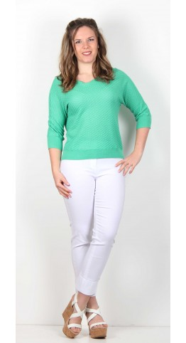 Zilch Clothing Sweater Mint