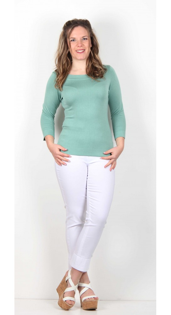 Zilch Clothing Sweater Jade